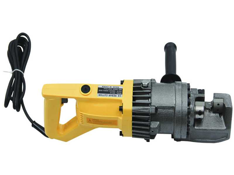 Арматурорез электрогидравлический TOR HHG-20D (4-20 мм)