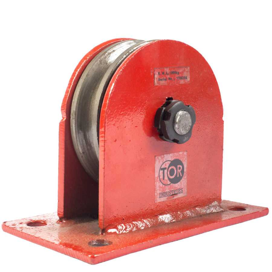 Блок монтажный опорный TOR 1