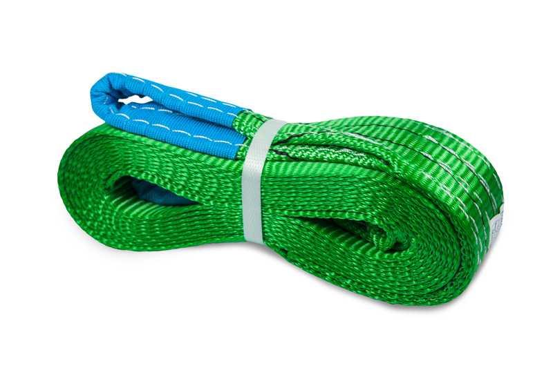 Буксир текстильный ленточный TOR БТЛ 17