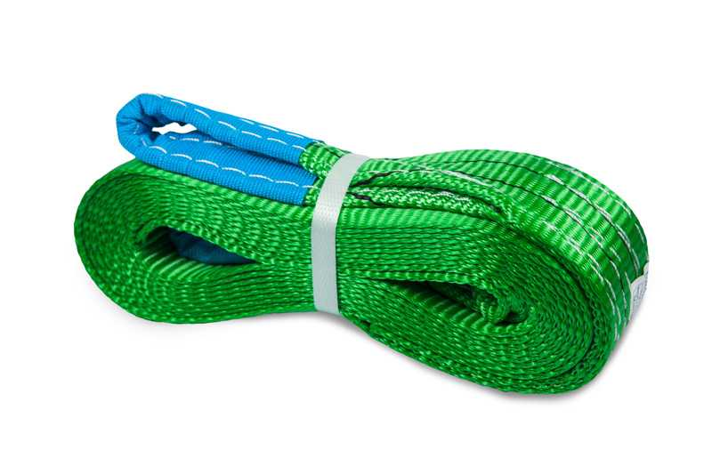 Буксир текстильный ленточный TOR БТЛ 8
