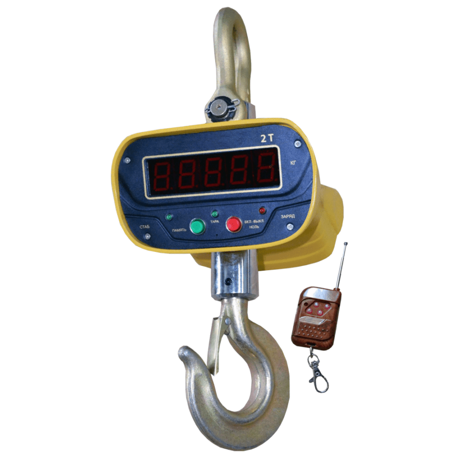 Весы крановые КВ-2000-А(К)
