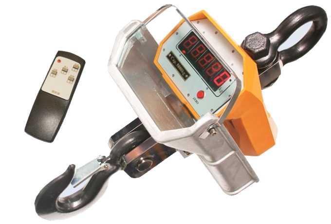 Весы крановые КВ-2000-ВТ