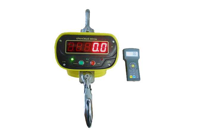 Весы крановые КВ-20000-И