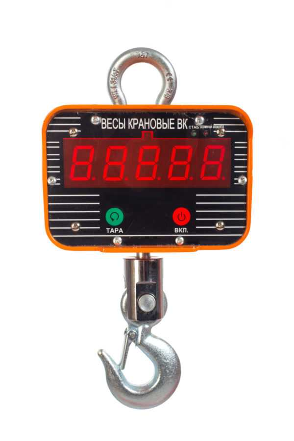 Весы электронные крановые TOR OCS-0