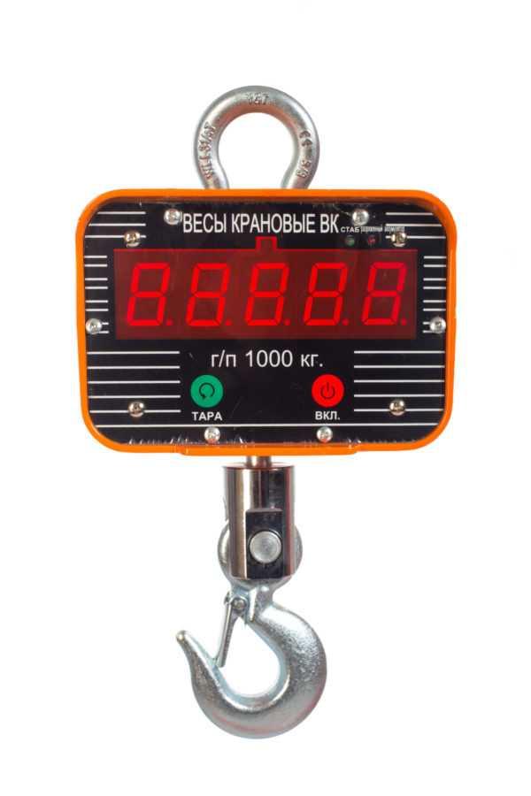 Весы электронные крановые TOR OCS-1-T 1T