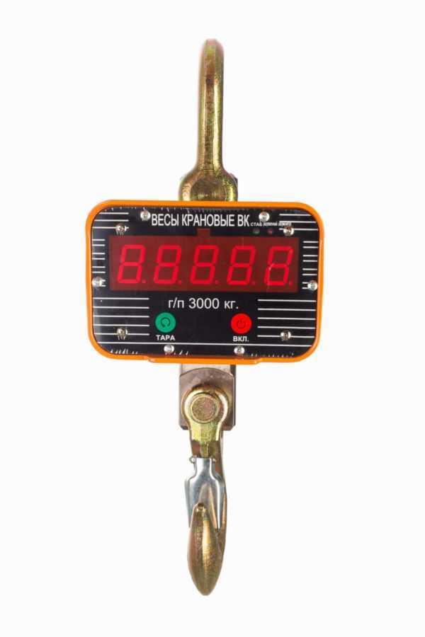 Весы электронные крановые TOR OCS-3-T 3T