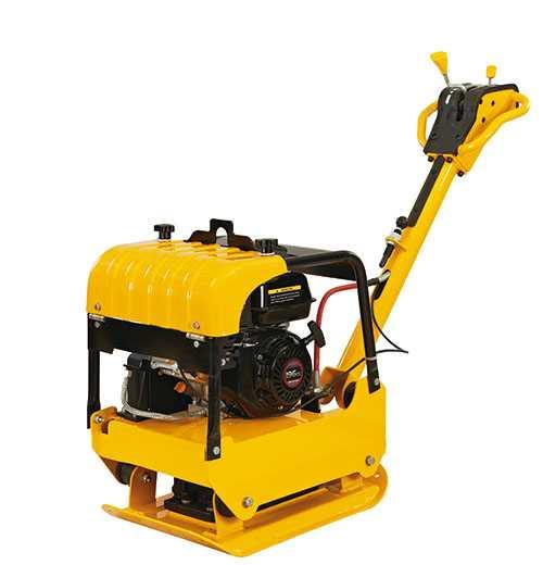 Виброплита TOR TK-250 Loncin (29195)