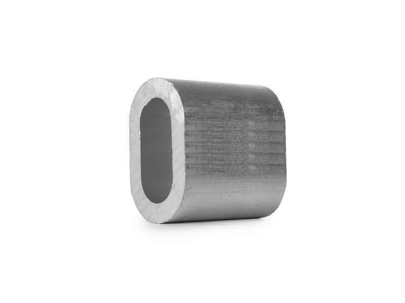 Втулка алюминиевая 13 мм TOR DIN 3093