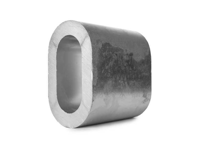 Втулка алюминиевая 30 мм TOR DIN 3093