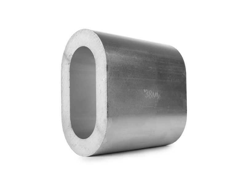 Втулка алюминиевая 38 мм TOR DIN 3093