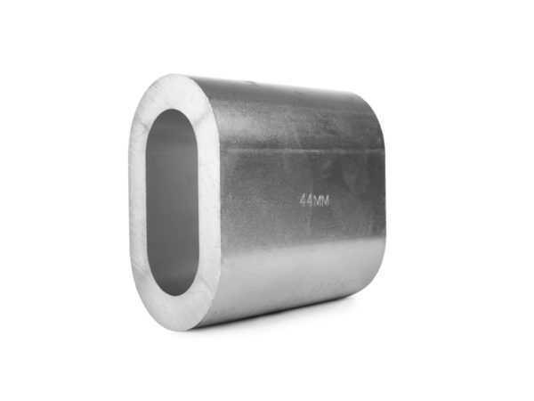 Втулка алюминиевая 44 мм TOR DIN 3093