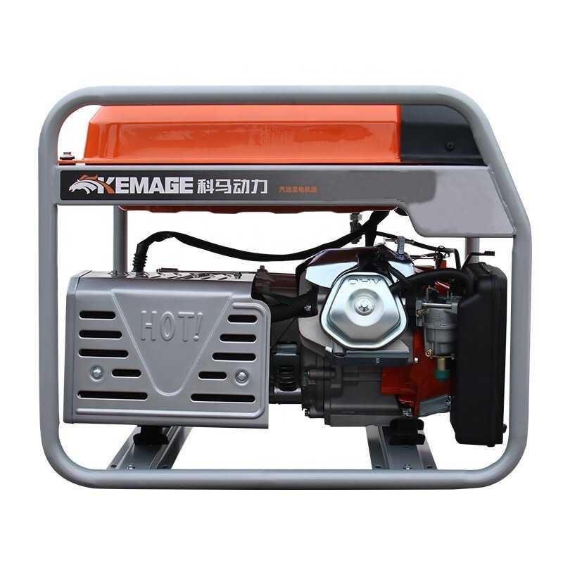 Генератор бензиновый TOR KM6500H 5