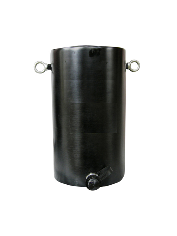 Домкрат гидравлический алюминиевый TOR HHYG-10050L (ДГА100П50)