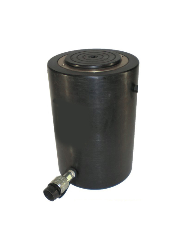 Домкрат гидравлический алюминиевый TOR HHYG-20150L (ДГА20П150)