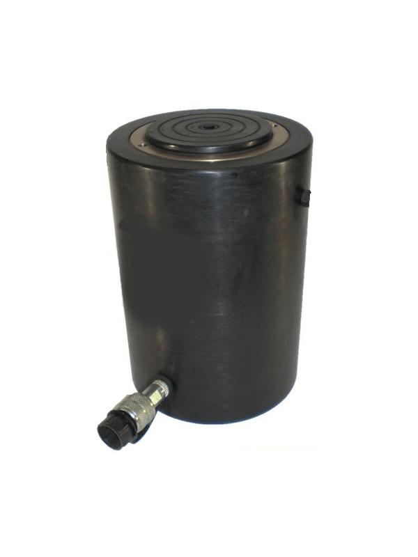 Домкрат гидравлический алюминиевый TOR HHYG-5050L (ДГА50П50)