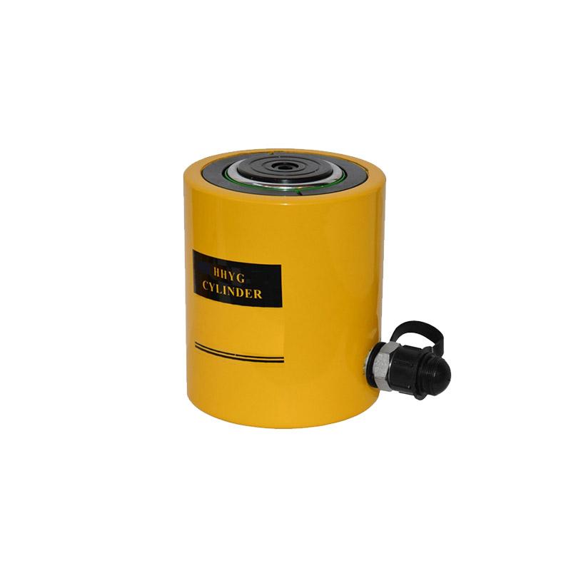 Домкрат гидравлический низкий TOR HHYG-101 (ДН10М50)