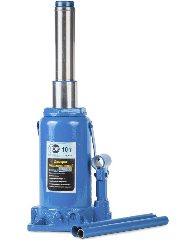 Домкрат гидравлический телескопический TOR ДГТ-15 г/п 15 т