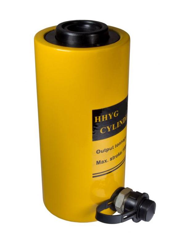 Домкрат гидравлический TOR ДП60П100 (HHYG-60100K)