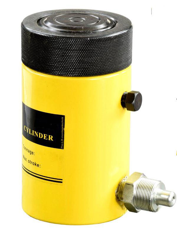 Домкрат гидравлический TOR HHYG-400150LS (ДГ400П150Г)