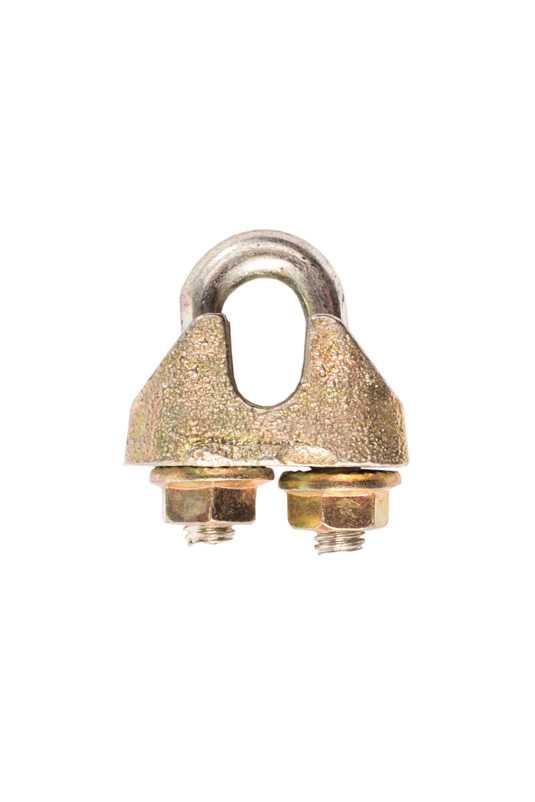 Зажим канатный TOR ф=5 мм DIN 1142