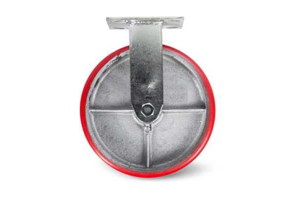 Колесо большегрузное неповоротн. PU (FCp 63) 150мм