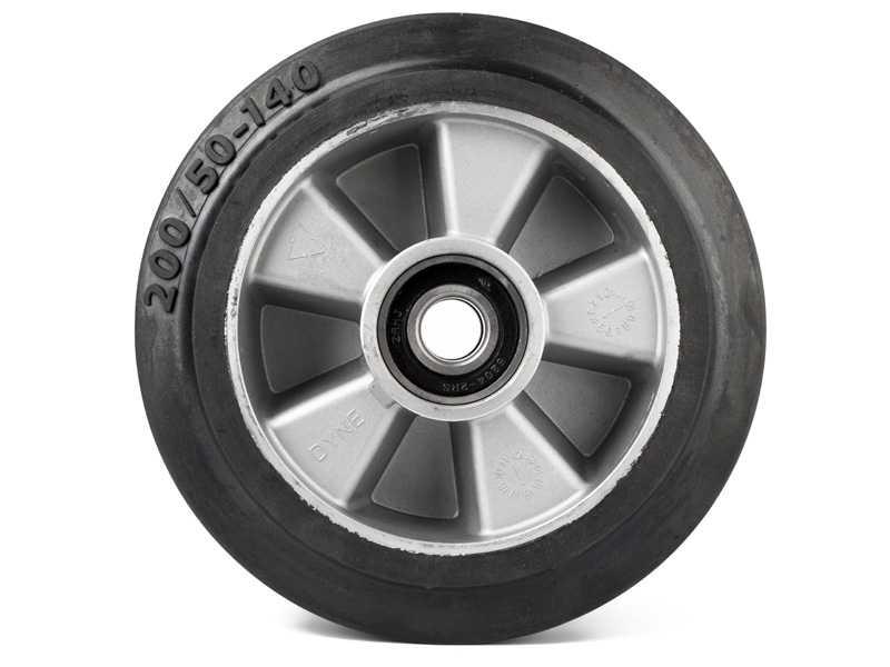 Комплект колес 250 мм для телег ГБ-1/ПР-1/КГ-250 (2шт/комп)