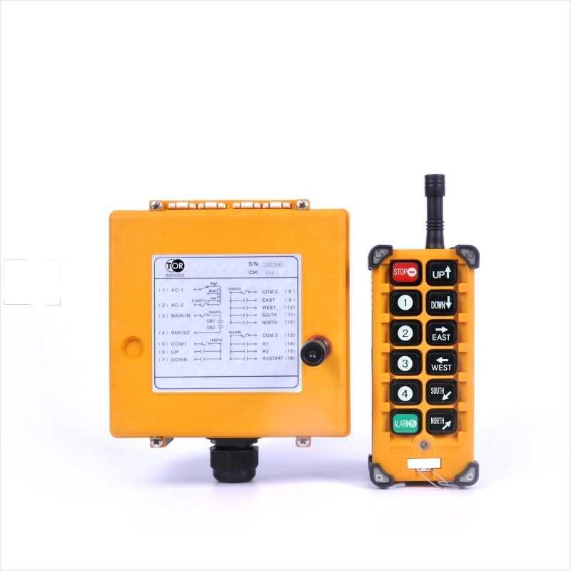 Комплект радиоуправления TOR F23-A++ (380 В)