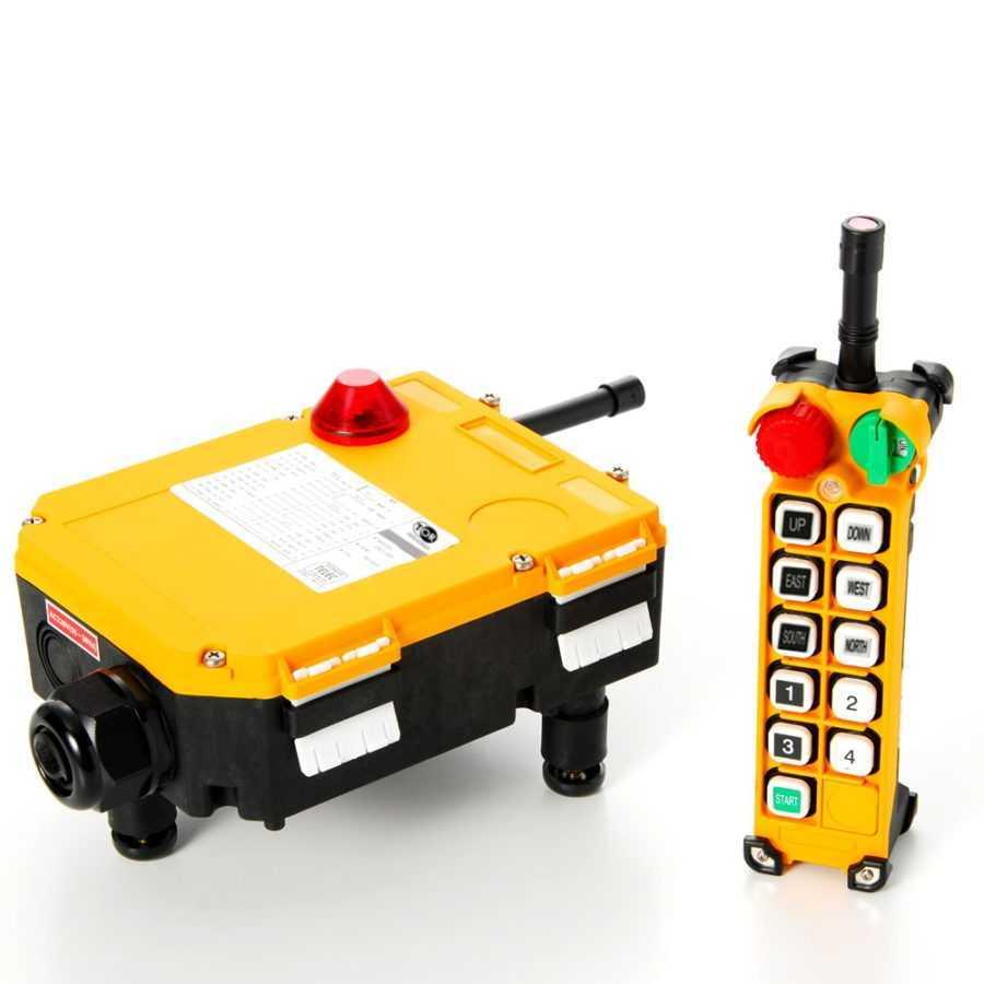 Комплект радиоуправления TOR F24-10D (380 В