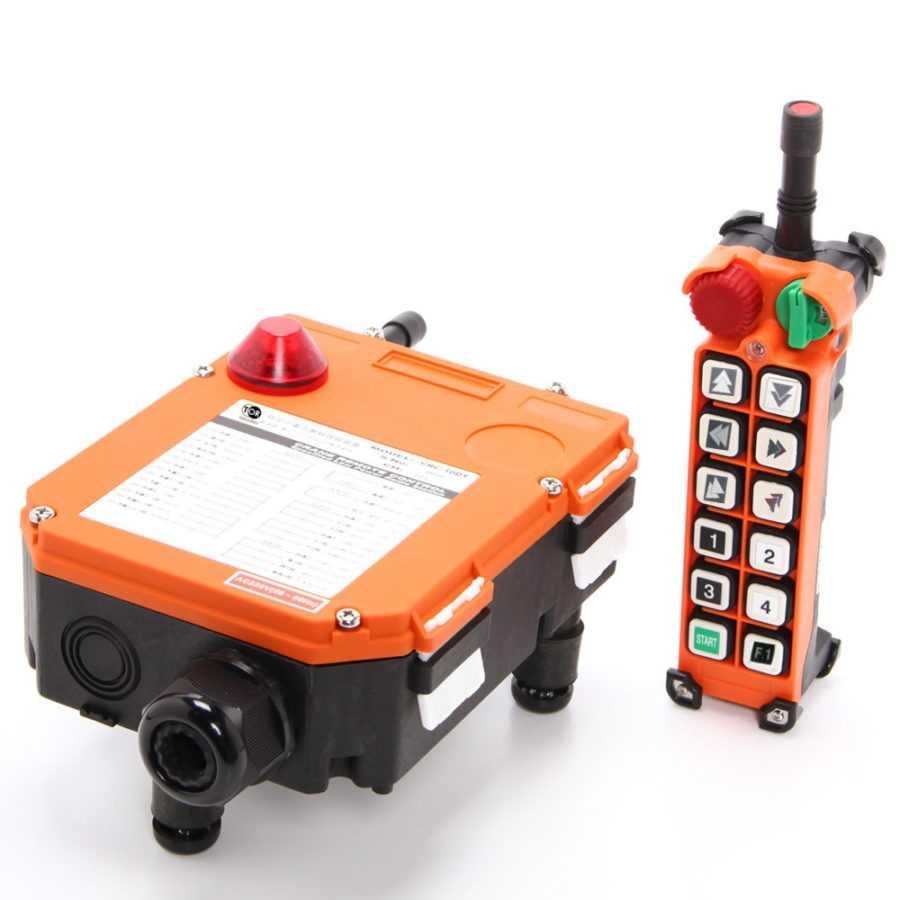 Комплект радиоуправления TOR F24-12S (380 В