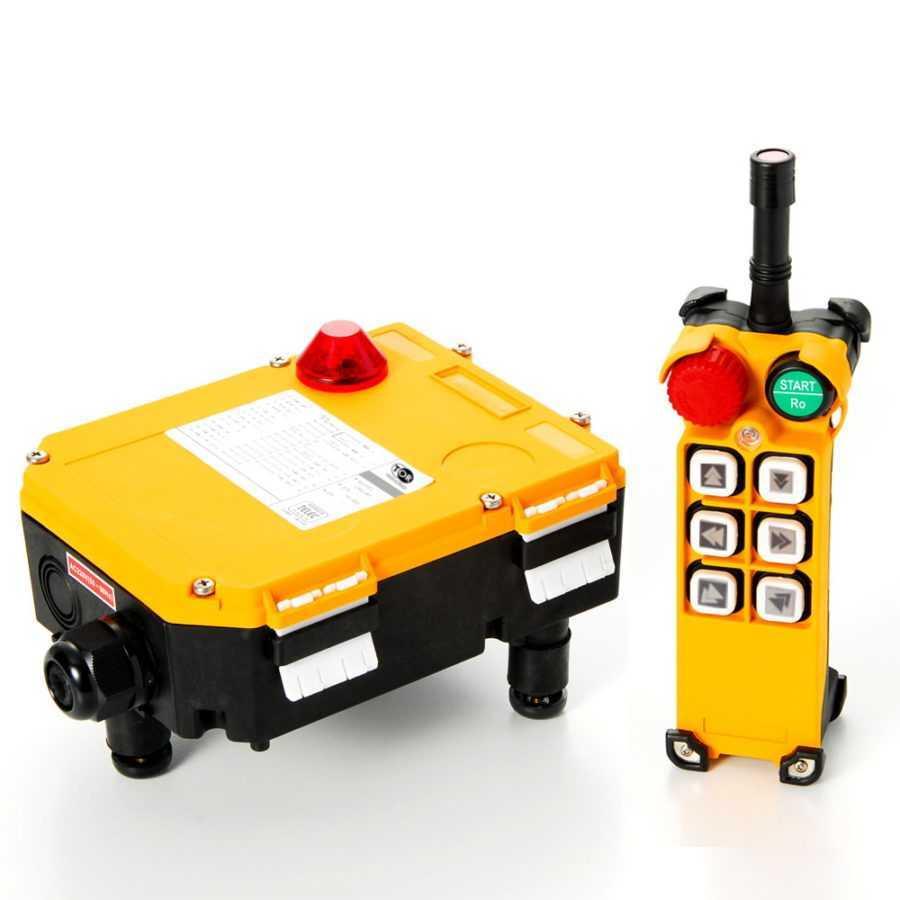 Комплект радиоуправления TOR F24-6D (380 В