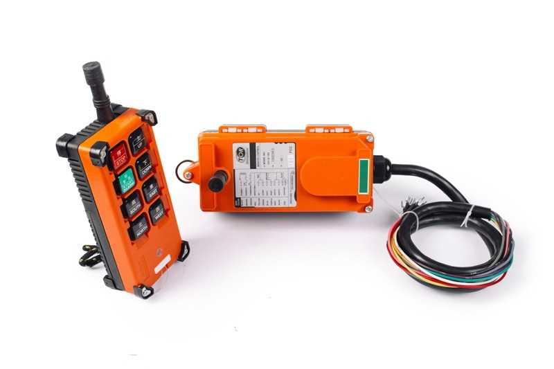 Комплект радиоуправления TOR F24-8S (380 В
