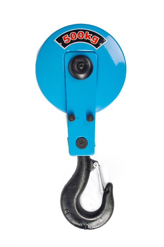 Крюковая подвеска для талей электрических TOR CD1 0
