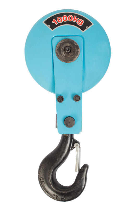 Крюковая подвеска для талей электрических TOR CD1 1