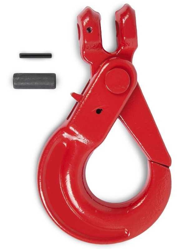 Крюк самозакрывающийся с вилочным креплением TOR 3