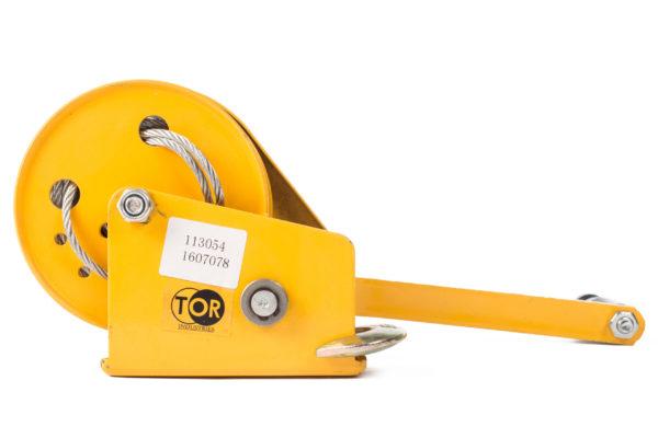 Лебедка ручная TOR ЛБ-1200 (BHW) г/п 0