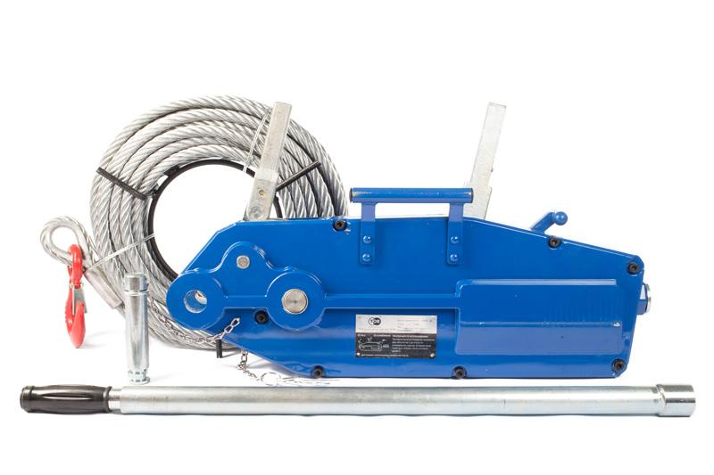 Лебедка рычажная тросовая TOR МТМ 5400