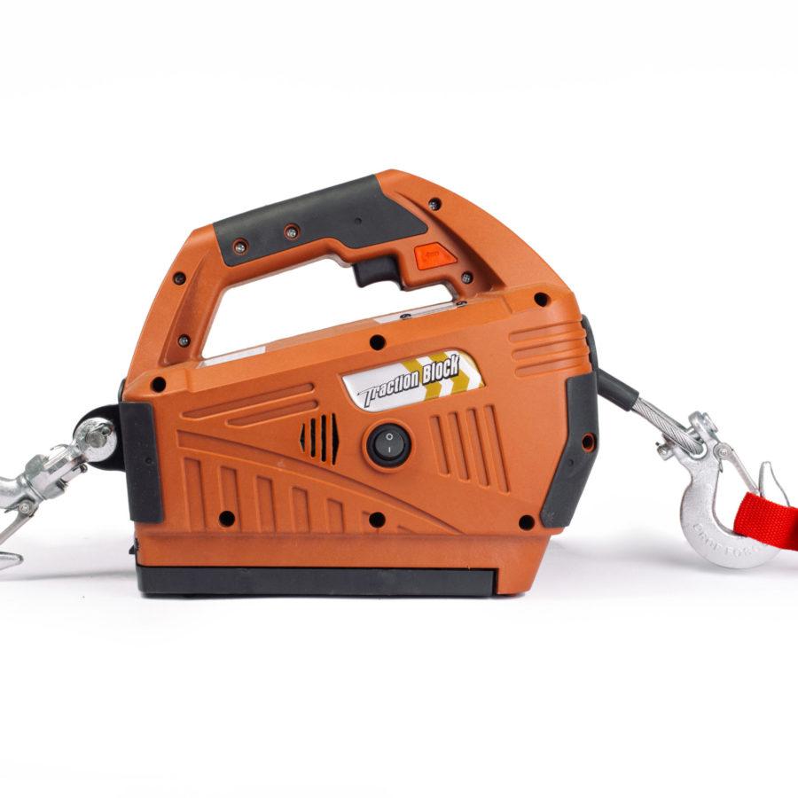 Лебедка электрическая переносная TOR SQ-03 250 кг 8