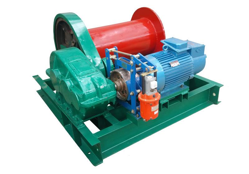 Лебедка электрическая TOR ЛМ (тип JM) г/п 5