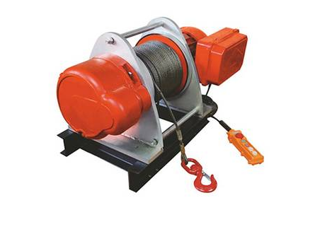 Лебедка электрическая TOR KDJ-400A2 0