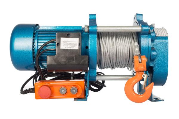 Лебедка TOR ЛЭК-1000 E21 (KCD) 1000 кг