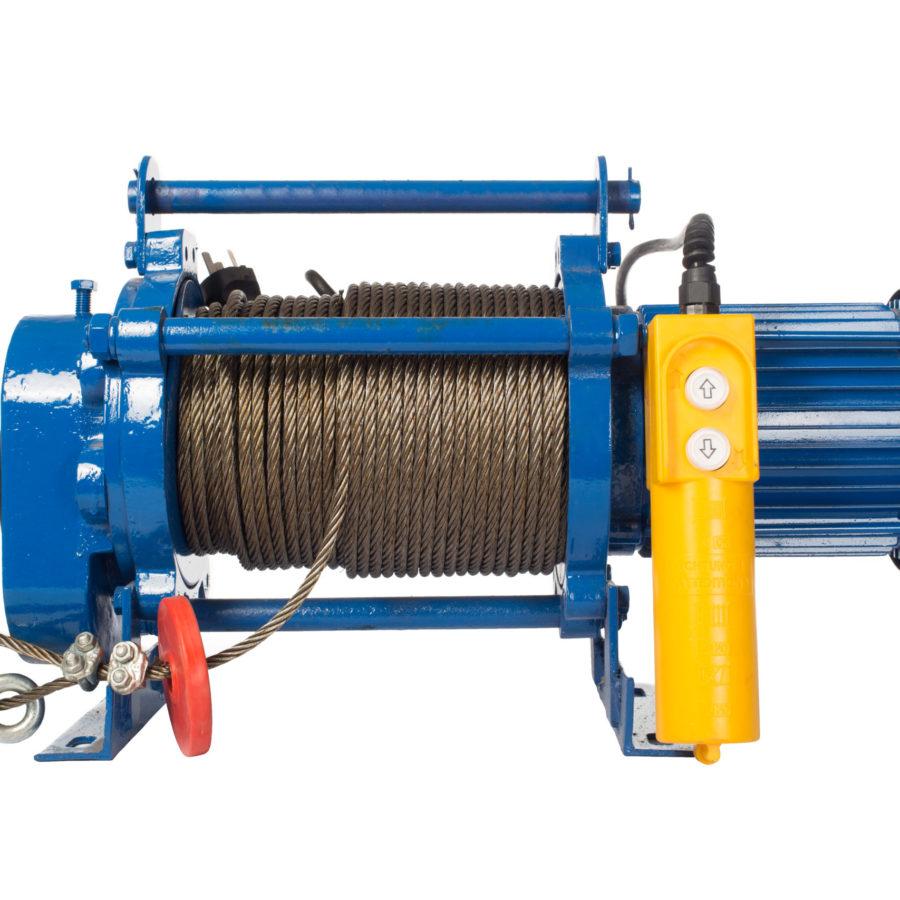 Лебедка TOR ЛЭК-300 E21 (KCD) 300 кг