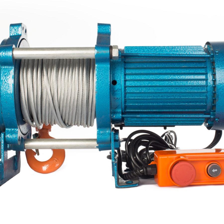 Лебедка TOR ЛЭК-500 E21 (KCD) 500 кг