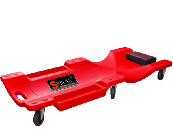 Лежак подкатной ремонтный TOR 40' LT-PC40-1 пластмассовый