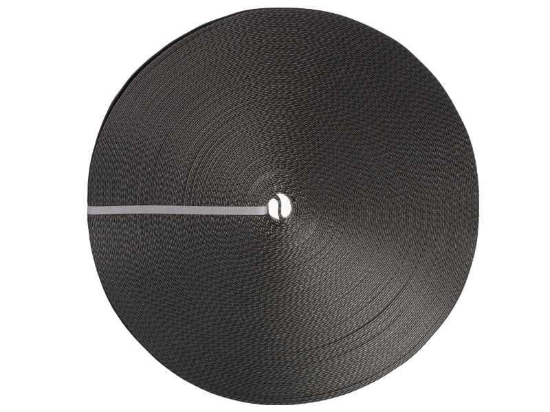 Лента текстильная TOR 5:1 120 мм 12000 кг (серый)