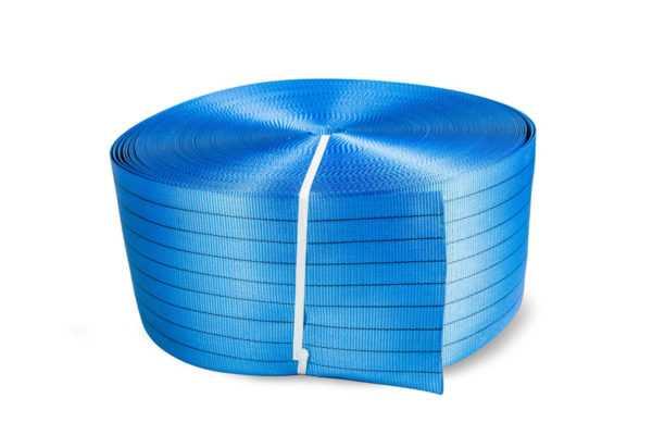 Лента текстильная TOR 5:1 200 мм 24000 кг (синий)