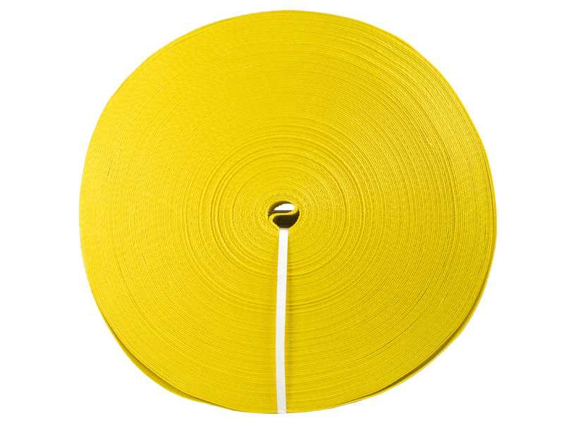 Лента текстильная TOR 5:1 90 мм 9000 кг (желтый)