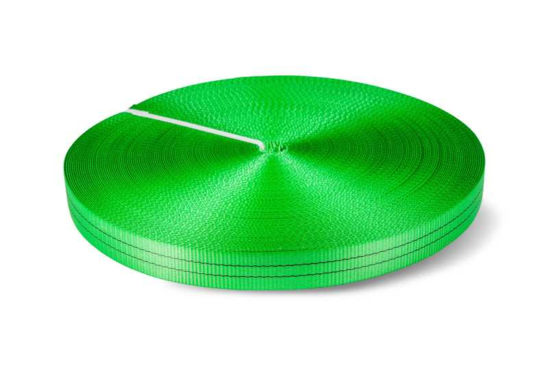 Лента текстильная TOR 6:1 50 мм 7000 кг (зеленый)