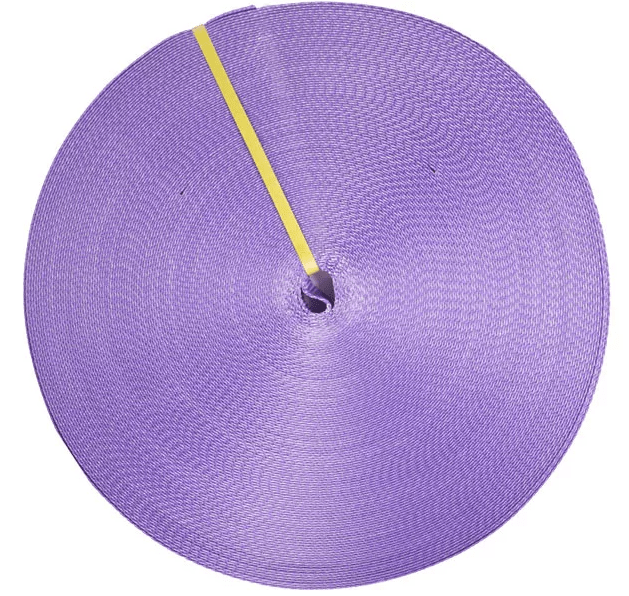 Лента текстильная TOR 7:1 30 мм 4500 кг (фиолетовый)