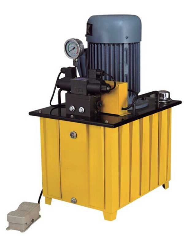 Насос электрогидравлический TOR HHB-630B-III (380V/3PH/2.2KW)
