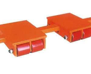 Роликовая платформа подкатная TOR CRM-4 г/п 4тн